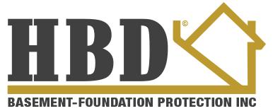 HBD Basement Foundation Protection Inc. Logo